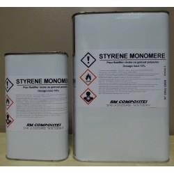 Styrène Monomère
