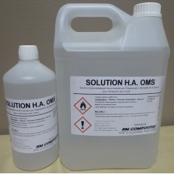 SOLUTION HYDRO ALCOOLIQUE